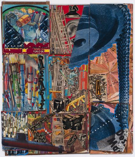 Lance Letscher, 'Ladder and Ear', 2016