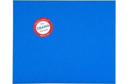 Martin Parr, 'The Obama Portfolio'