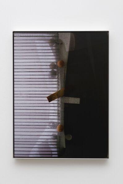 Jesse Stecklow, 'Untitled (Scrim) ', 2017