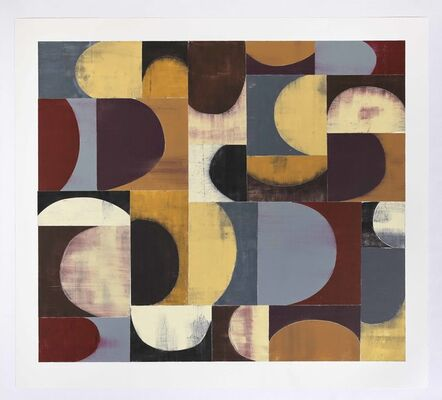 Charles Arnoldi, 'Ellipse III', 2020