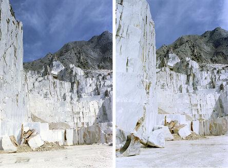 Aglaia Konrad, 'Undecided Frames (Carrara, 2010)', 2016