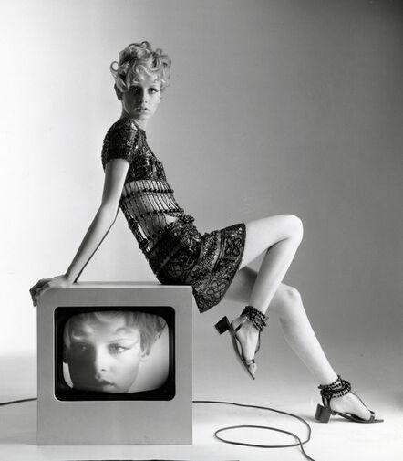 Bert Stern, 'Twiggy, VOGUE', 1967