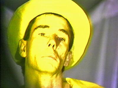 Mike Kelley, 'The Banana Man', 1983