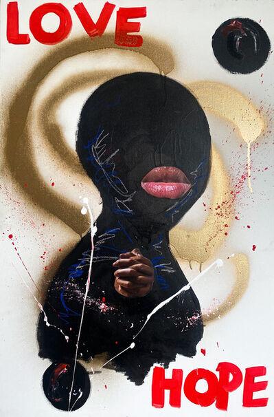 Philip Cherry, 'Love and Hope', 2021