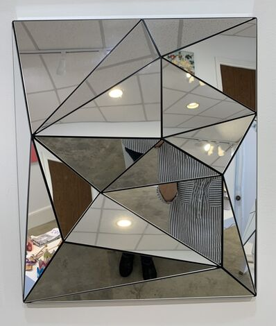 Will Penny, 'GAMUT RELIEF LIII MIRROR', 2019