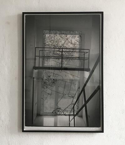 Luca Vitone, 'Identificazione del luogo (casa Sortino Parisi)', 1989 -2005
