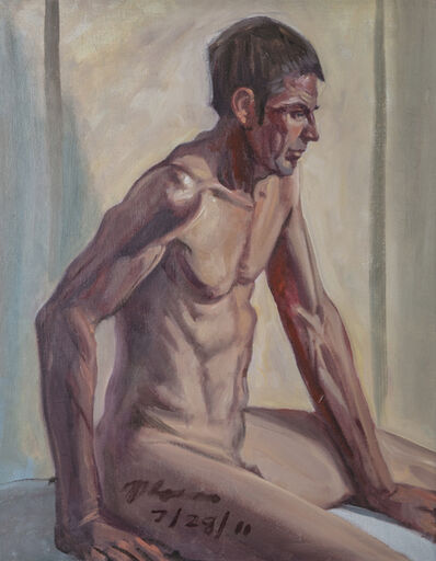 Mark Ross, 'Untitled (Dwight Profile)', 2011