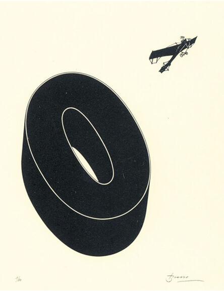 Joan Brossa, 'Poema visual 20', 1989