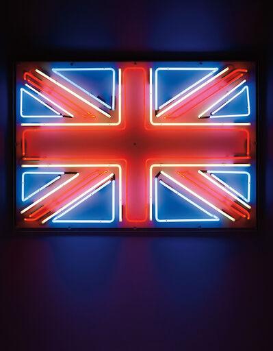 Chris Bracey, 'Union Jack'