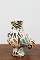 Pablo Picasso, 'Wood Owl', 1969