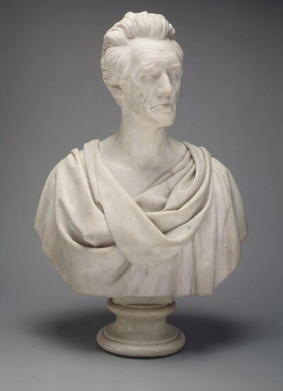 Hiram Powers, 'Andrew Jackson', 1834–1839
