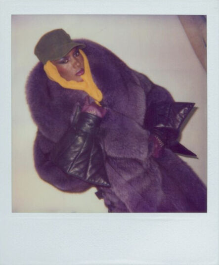Andy Warhol, 'Grace Jones', 1984