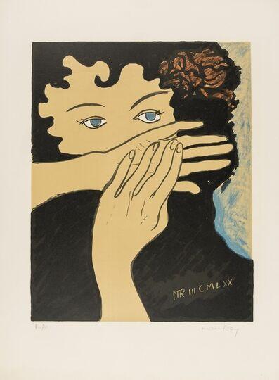 Man Ray, 'Julie (Anselmino 9)', 1970
