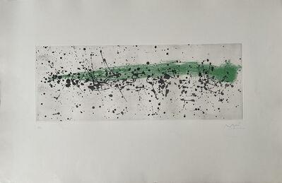 Joan Miró, 'Ouvrage du vent I ', 1962