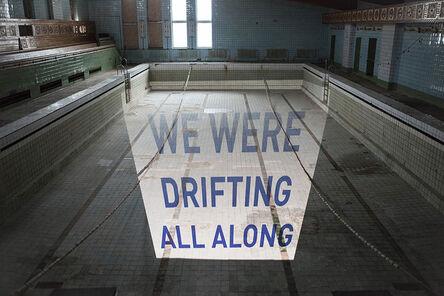 Cédric Maridet, 'We were drifting all along', 2014