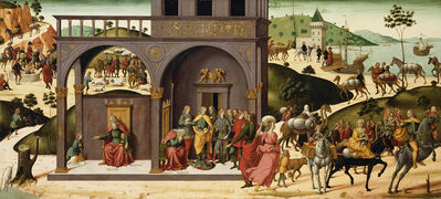 Biagio d'Antonio, 'The Story of Joseph', 1485