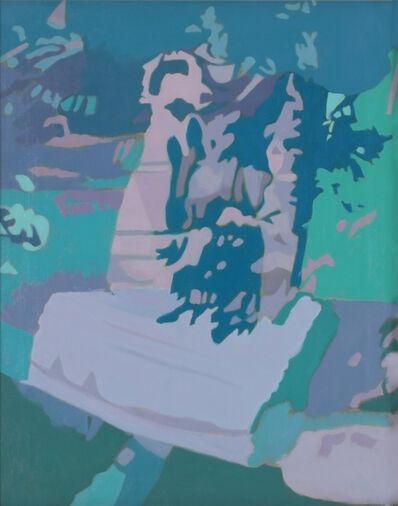 Ralph Wickiser, 'Shadows on the Apple Tree', 1990
