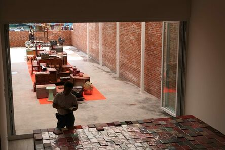 Douglas Young, 'PARALLEL LIVES, installation view at 10 Chancery Lane Gallery Art Projects, Hong Kong', 2013