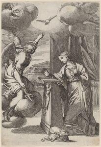 Carlo Maratti, 'The Annunciation'