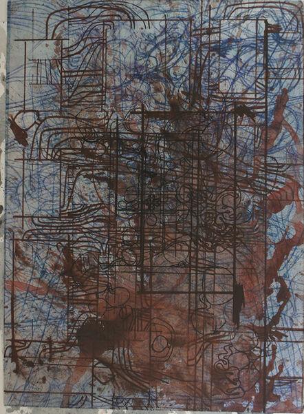 Hermann Nitsch, 'ohne titel'