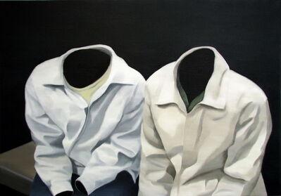 Nguyen Thai Tuan, 'Black Painting No. 63', 2008