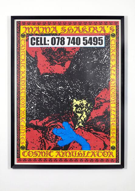 Cameron Platter, 'Cosmic Annihilator', 2020