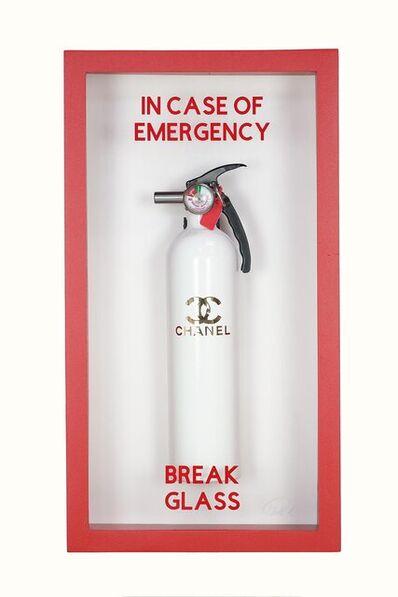 Plastic Jesus, 'In Case of Emergency- Chanel', 2021