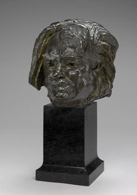 Auguste Rodin, 'Head of Balzac', 1897 (model)