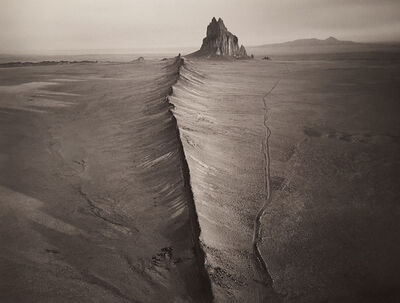 William Clift, 'Shiprock, New Mexico (Print #8)', 1998