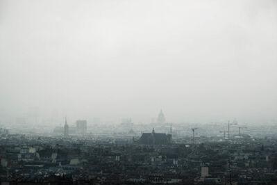 Shen Wei 沈玮 (b. 1977), 'Paris Fog', 2016