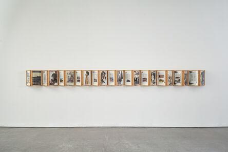 Sue Williamson, 'A Tale of Two Cradocks', 1994
