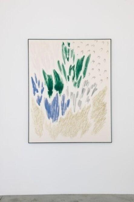 Larissa Lockshin, 'Untitled (Personal Ensign)', 2014