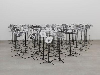 Nino Cais, 'Ópera do vento [Wind opera]', 2017