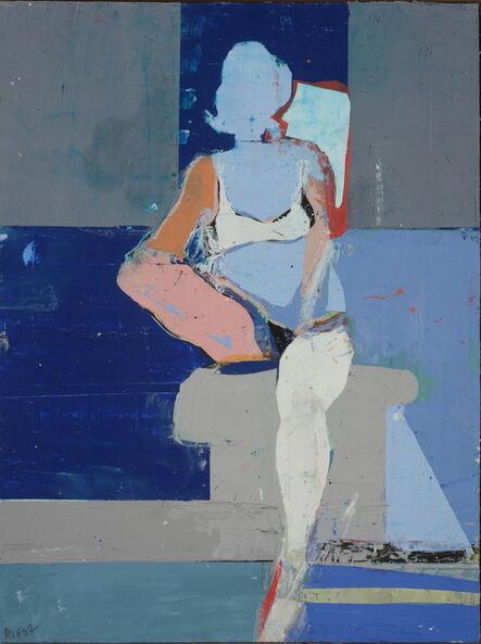 Kim Frohsin, 'Woman of St. Victoire', 2007