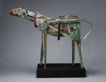 Joe Brubaker, 'Green Horse', 2014