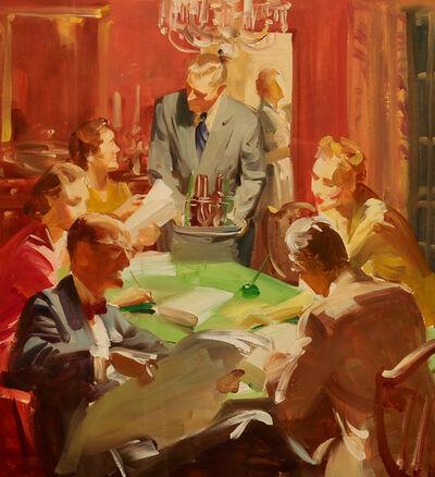 Haddon Sundblom, 'Dinner with Friends', ca. 1950