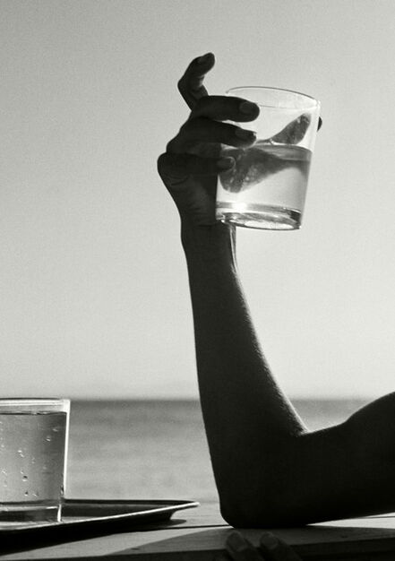 Herbert List, 'Thirst. Phaleron, Greece.', 1939