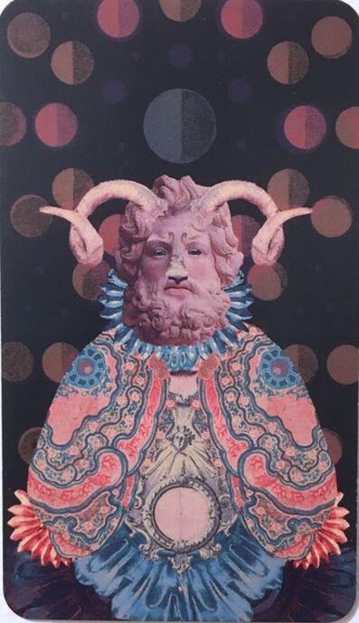 Deming King Harriman, 'Aries', 2018