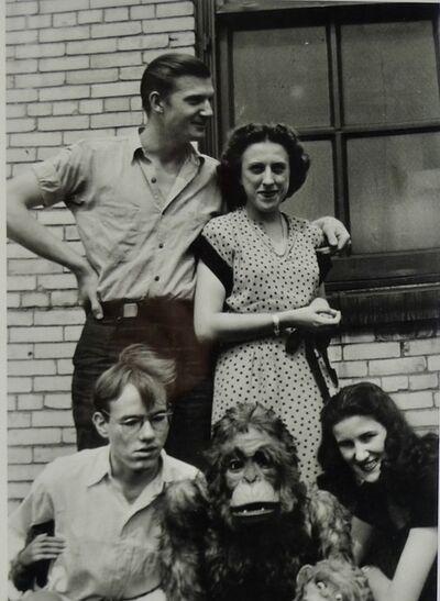 Andy Warhol, 'Untitled', 1948-1950