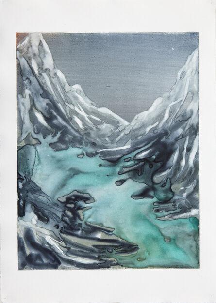 Alexia Vogel, 'Fjord', 2017