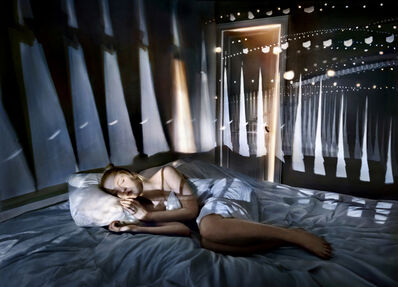Marja Pirilä, 'In Strindberg's Rooms 8, - inside the eyelids', 2017