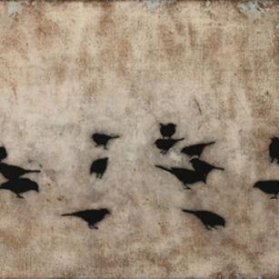 Pamela Murphy, 'Blackbirds II', ca. 2014