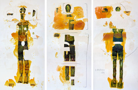 Jean-François Lepage, 'Humans 2', 1998