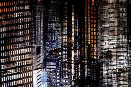Young Sam Kim, 'The Spirit of City - 03', 2017