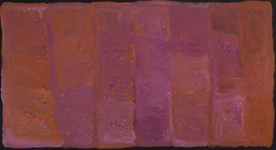 Kudditji Kngwarreye, 'My Country', ca. 2006