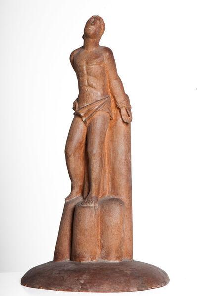 Arturo Martini, 'SAN SEBASTIANO', 1927