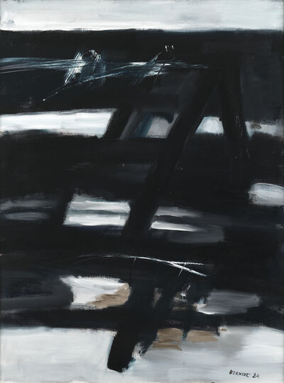 Georges Bernede, 'Composition 84-25', 1984
