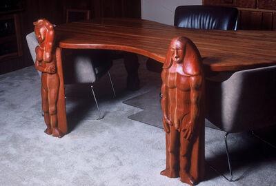Margery Goldberg, 'Adam and Eve Desk', ca. 1976