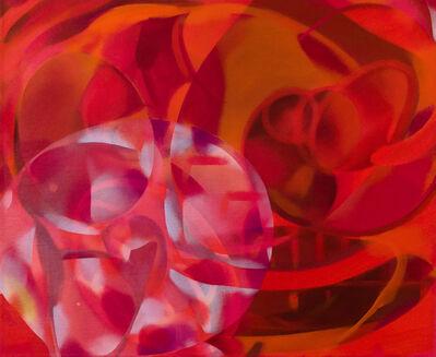Frank Mann, 'Red Oculus', 2014