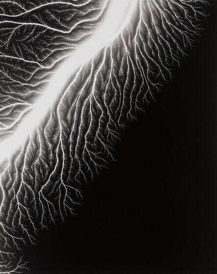 Hiroshi Sugimoto, 'Lightning Fields 128', 2009
